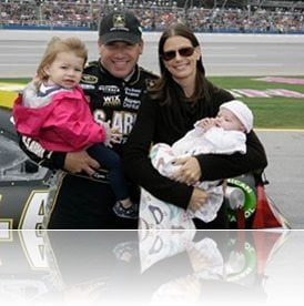 Ryan Newman wife and daughters