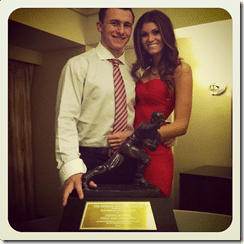 Sarah Savage Johnny Manziel Girlfriend (PHOTOS)