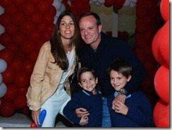 Silvana Giaffone Barrichello- Rubens Barrichelo's Wife