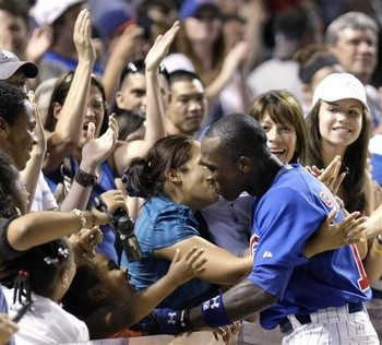Angelica Soriano- MLB player Alfonso Soriano's Wife