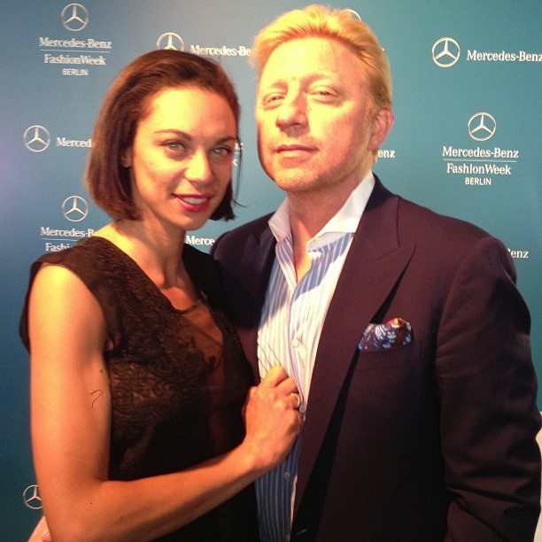 boris becker wife