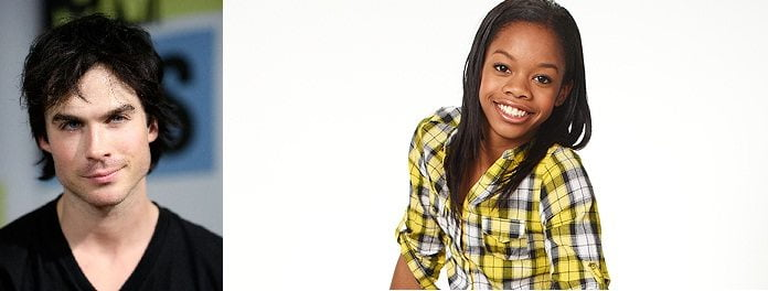 Is Olympic star Gabby Douglas - 28.6KB