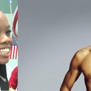 Is Olympic star Gabby Douglas - 15.8KB