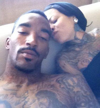 Britanie Girard – JR Smith's Girlfriend