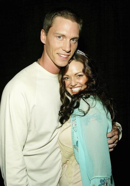 Kris Benson's Wife is  Model Anna Benson