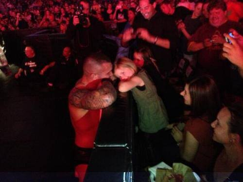 Randy Orton Family - Bing images
