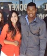 Nicole Chaves is MLB Yasiel Puig's Girlfriend