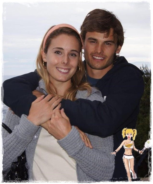 Who is French Tennis Player Alize Cornet's Boyfriend/ Husband? It is Hugo Nys