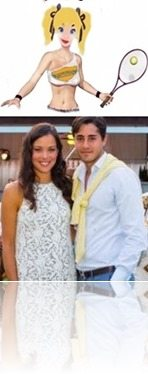 Ana Ivanovic boyfriend Mark Stilitano
