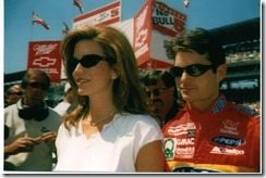 Brooke Sealey Jeff Gordon ex wife pic