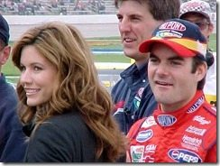 Brooke Sealey Jeff Gordon ex wife