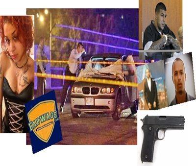 Jailene Diaz-Ramos- New England Patriots Aaron Hernandez' Gal pal Found with Gun in 2012 Homicide