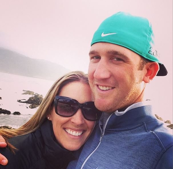 Elizabeth Petrie is PGA golfer Kevin Chappell's Girlfriend/ fiancee [PHOTOS]
