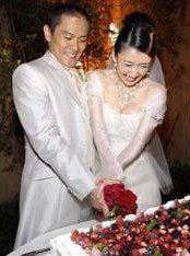 Ichiro Suzuki Yumiko Fukushima wedding