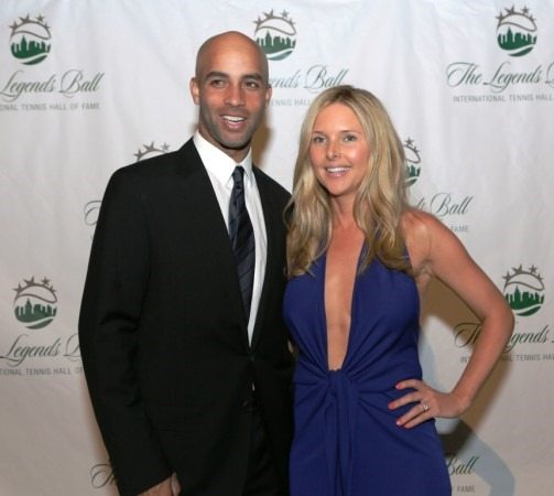 Emily Snider Blake- Tennis Player James Blake's Wife