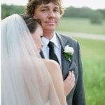 Jason Dufner Amanda Boyd wedding picture