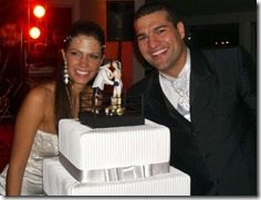 Shogun Rua Renata Ribeiro Wedding picture