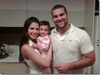 Shogun Rua daughter