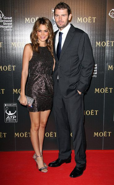 Stacey Gardner- Fish: Tennis Player Mardy Fish's Wife