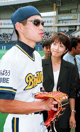 Yumiko Fukushima- MLB Player Ichiro Suzuki's Wife [PHOTOS]