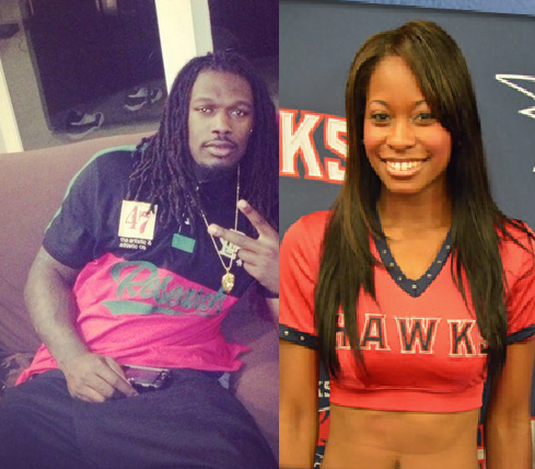 Former Hawks cheerleader Kirsten Hardy SC Jadeveon Clowney's Girlfriend