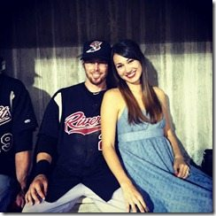 Kaycee Sogard-Oakland Athletics Eric Sogard's Wife