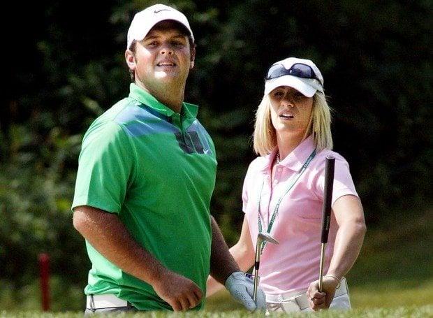 Patrick Reed's Wife Justine Karain Reed