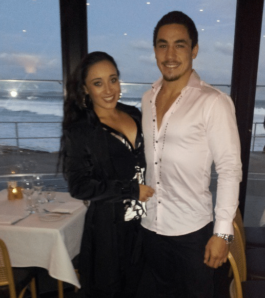Sofia Maree Iannelli- MMA Robert Whittaker's Girlfriend/ Fiancee