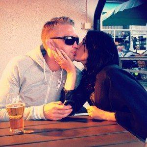 Amanda Bianchi Alexander Gustafsson girlffriend