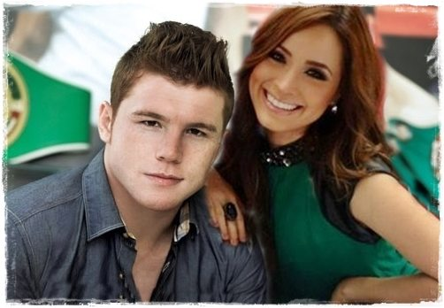 Cynthia Rodriguez is Mexican Boxer Canelo Alvarez' Girlfriend [PHOTOS]