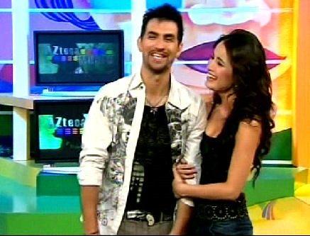 You can follow Canelo Alvarez' new girlfriend Cynthia Rodriguez on