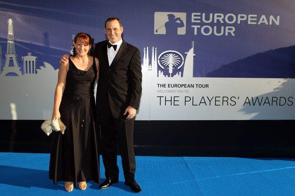 Emily Doughty- PGA Golfer David Howell's Wife