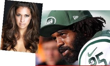Johanna Michelle Beltran NFL Player Joe McKnight's Girlfriend