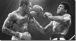 Ken Norton Muhammed Ali