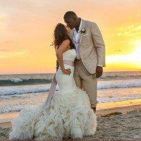 Keyshawn Johnson Jennifer Conrad Wedding 200x200