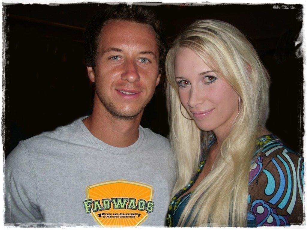 Lena Alberti is German Tennis Player Philipp Kohlschreiber's Girlfriend [PHOTOS]