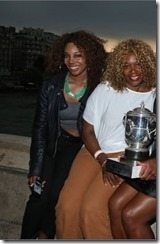 Lyndrea Price Serena Williams sister