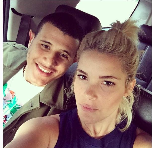 Manny Machado's Pretty Wife Yainee Alonso