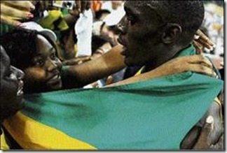 Mizicann Evans Usain Bolt pics