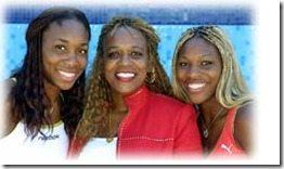 Oracene Price Serena Williams mother pictures