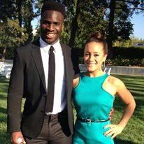 Pilar Davis- Giants Cornerback Prince Amukamara's Wife!