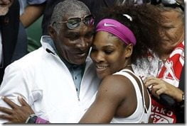 Serena Williams dad