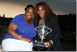 Serena Williams sisster Isha Price