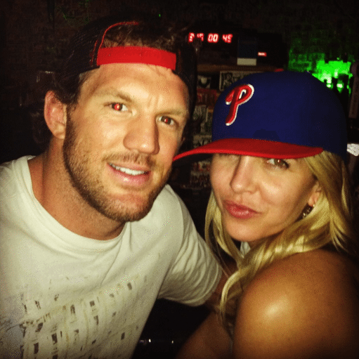 Daisy Bader MMA Fighter Ryan Bader's Wife