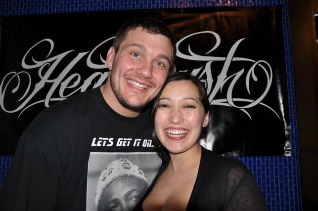 Tina Mitrione- MMA Matt Mitrione's Wife