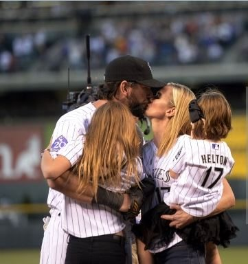 Christy Helton- MLB Player Todd Helton's Wife