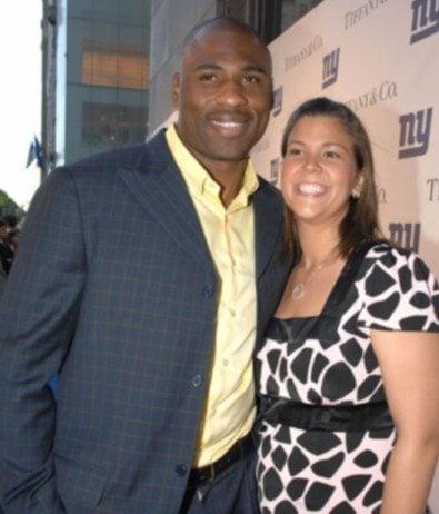 Kim Jacobs- NFL Player Brandon Jacobs' Wife