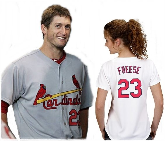 Who is St. Louis Cardinals David Freese's Girlfriend?