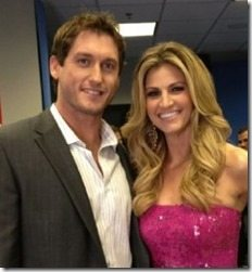 David freese Erin Andrews pic