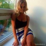 Eugenia Vavrinyuk Semyon Varlamov girlfriend pic